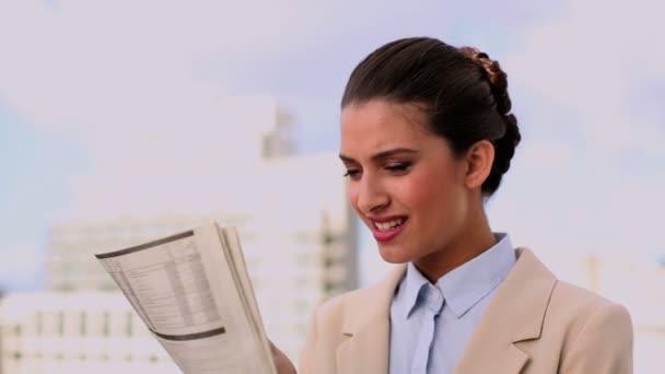 radost krásné obchodnice, čtenářský deník