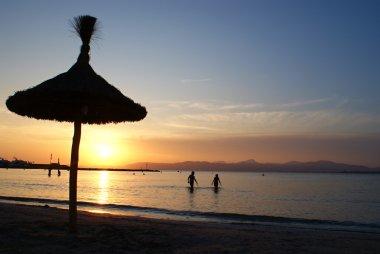 Sunset, Mallorca