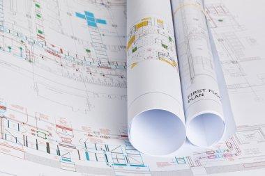 Architecs Layout Drawings