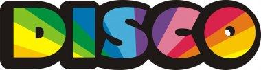 Disco music illustration