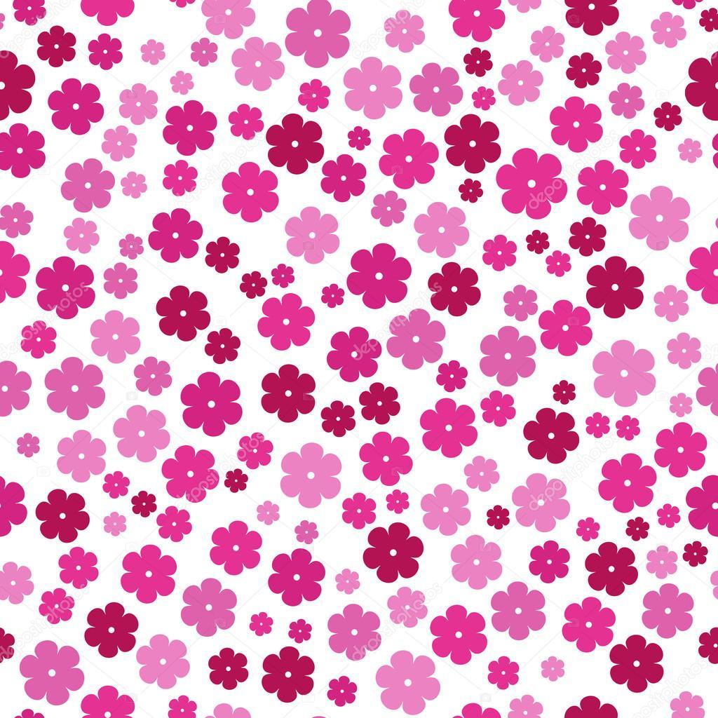 imágenes rosadas de el fondo de flores rosadas vector de stock