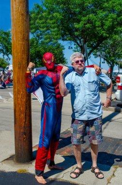 Recruiting superheroes