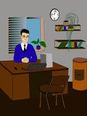 Fotografie administrativní pracovník