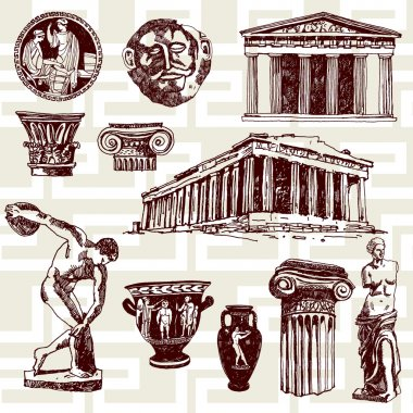 Ancient Greece Elements