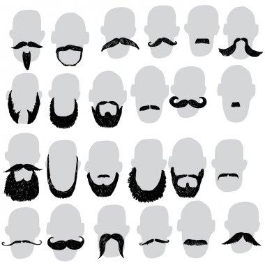 Beards and Moustache