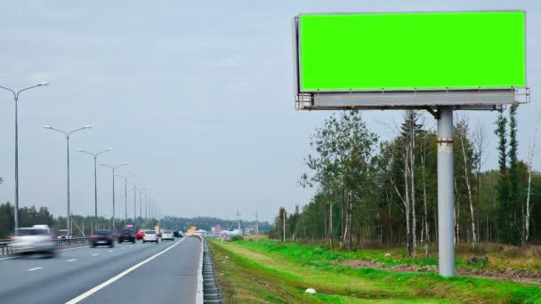 Billboard zelený screen3