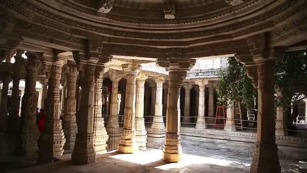 Jaya temple. India. Radzhastan.Udaypur