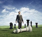 Vítěz podnikatel. šachy