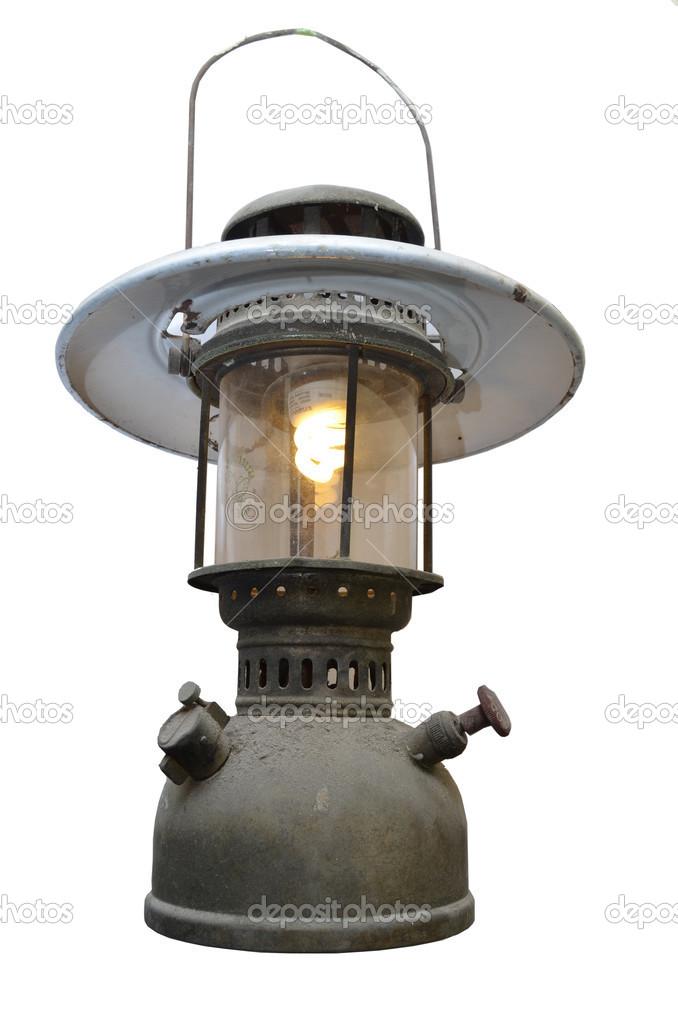 Antigua l mpara de aceite con luz el ctrica de idea for Cambiar instalacion electrica antigua precio