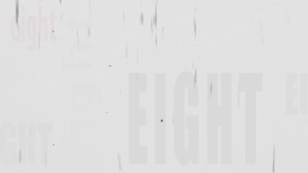 Grunge retro Film-Führer