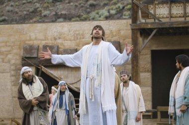 Jesus Feels Frustration