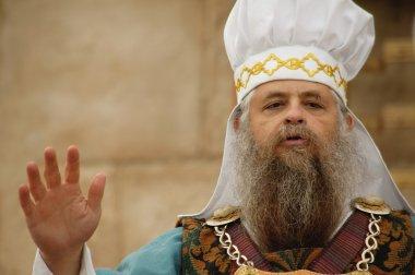A Religious Leader