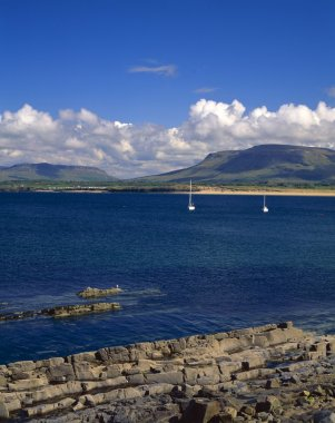 Donegal Bay On Ireland's Atlantic Coast