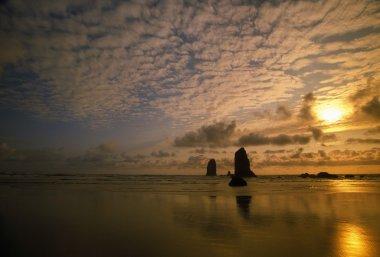 Ocean Sunset, Oregon Coast