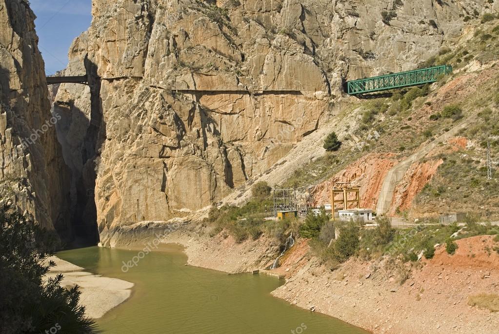 Camino Del Rey In Spain