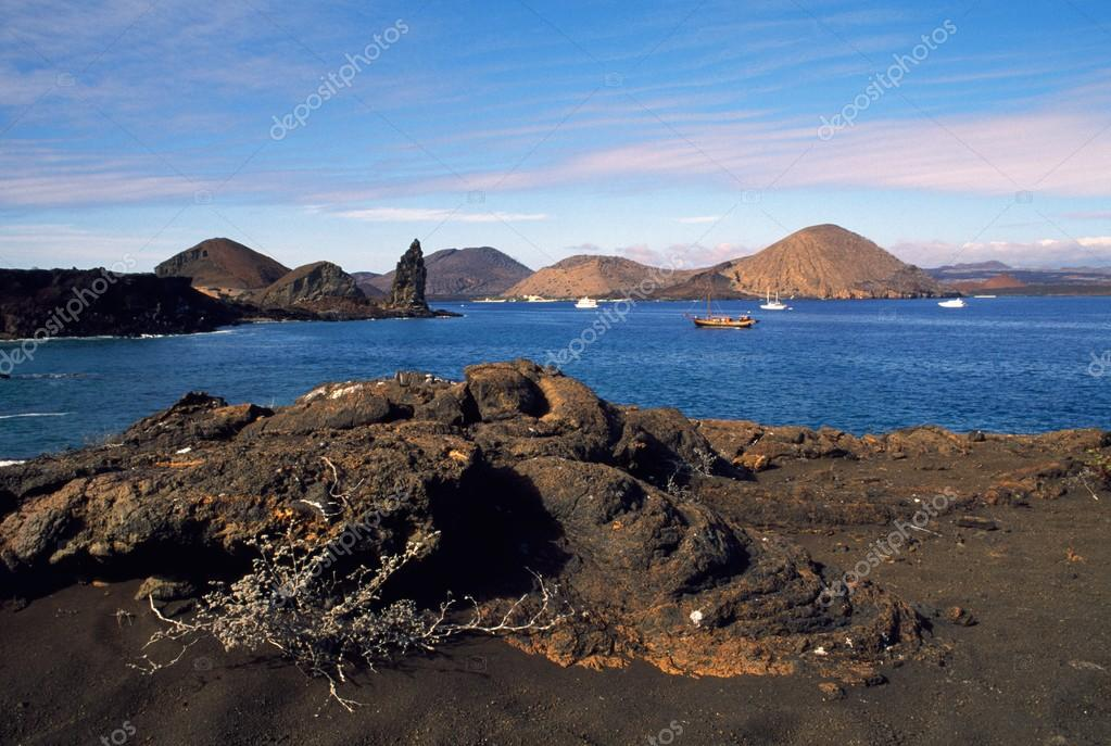 Galapagos Islands In Ecuador