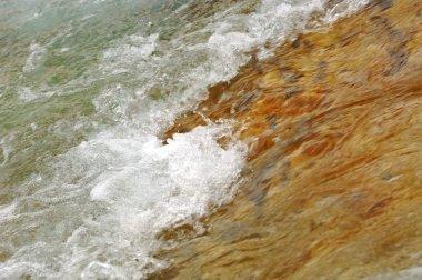 Water near shore