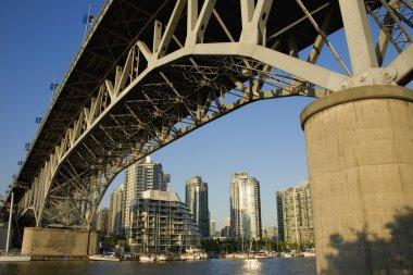 Granville Bridge, Vancouver, British Columbia, Canada