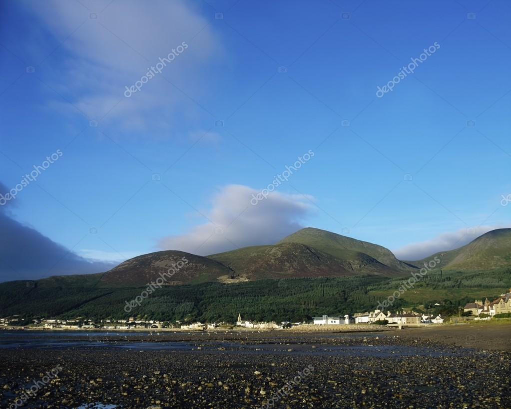 Newcastle And Mourne Mountains, Co Down, Ireland