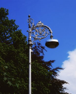 Dublin Street Lamp, Dublin City, County Dublin, Ireland
