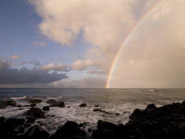Rainbow, Poipu, Kauai, Hawaii