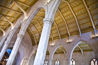 Vaulted Cathedral Ceiling