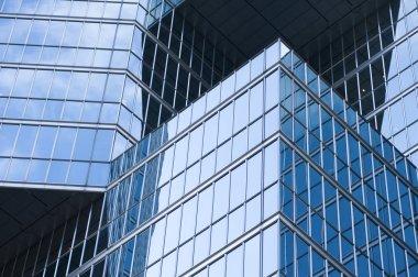 Toronto, Ontario, Canada. Glass Building