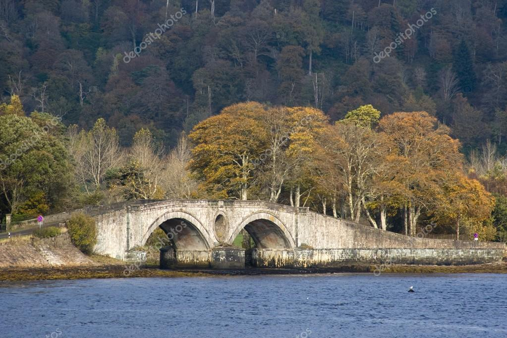 Bridge In Inverary, Scotland