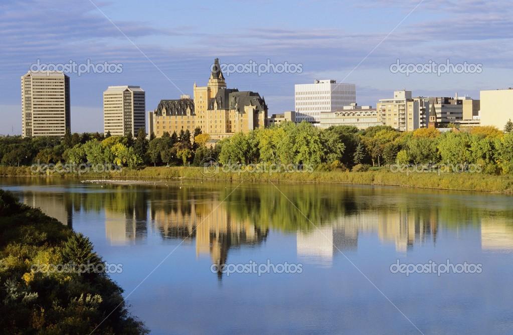 Saskatoon City Hospital. Μπουκάλι νερού.