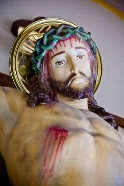Artistic Rendition Of The Crucifix