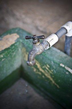 Rusty Water Tap