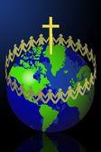 kniha muži krouží po celém světě