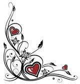 Photo Hearts  tribal  tattoo