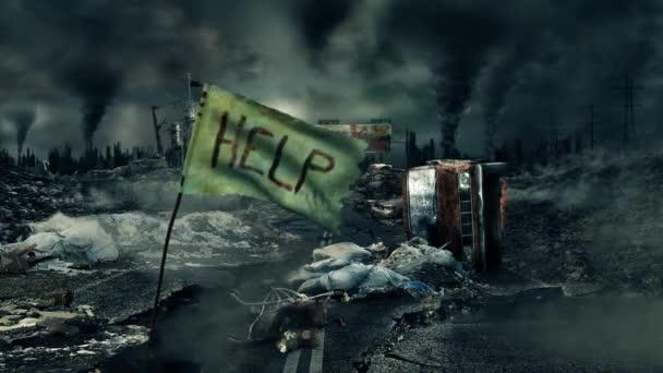 Apocalypse - help flag HD