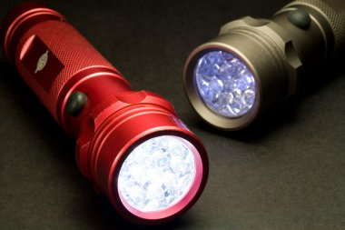 Modern LED Flashlights