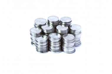 Silver coins, Finance