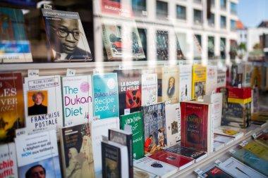 Bookstore in Brussels