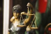 socha bohyně spravedlnosti