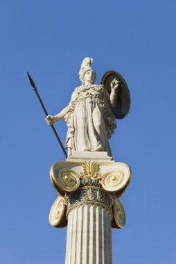 Statue, Athens Academy