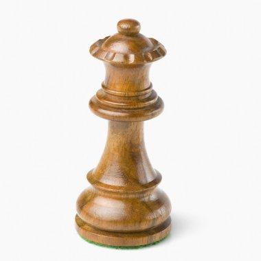 Queen chess piece