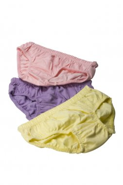 Close-up of underpants