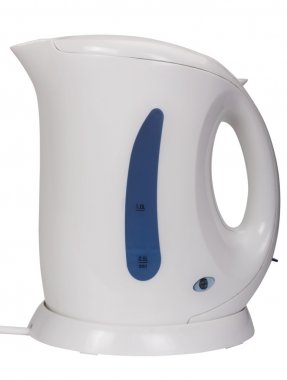 Close-up of an electric kettle