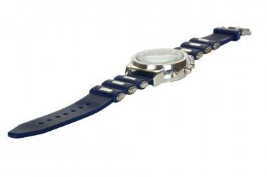 Close-up of a wristwatch