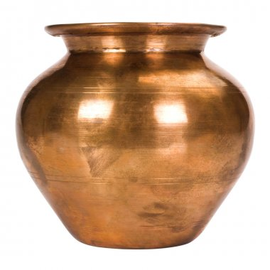 Close-up of a kalash