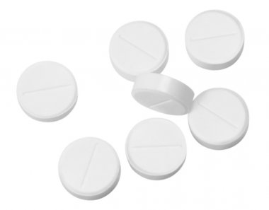 Close-up of tablets