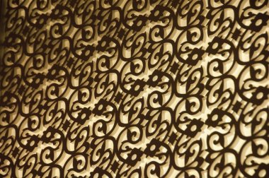 Detail of a carpet