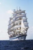 Fotografia tagliatore nave in mare