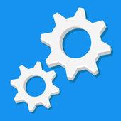 vektorové čepy ikona