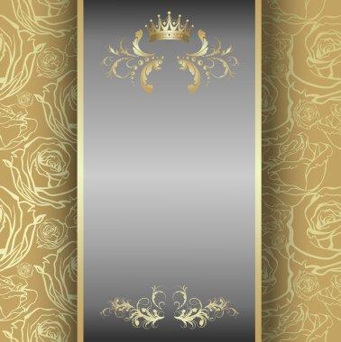Elegant frame banner