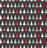 Fotografie bezešvé vánoční vzor